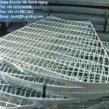 Acier galvanisé à chaud pour la plate-forme industrielle grille