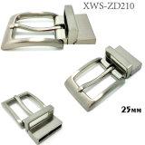 고품질 금속 아연 합금 복장을%s 뒤집을 수 있는 버클 롤러 버클 Pin 벨트 죔쇠는 띠를 맨다 의복 단화 핸드백 (XWS-ZD210)를