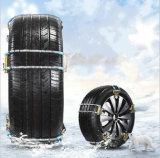 Corrente de pneu Anti-Atenta da neve do aço de carbono do carro da alta qualidade