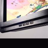 1つのタッチ画面のLED LCDの表示すべて