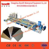 Производственная линия мембраны битума Changzhou Xinyuan поставщика золота водоустойчивая