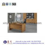 クルミカラーTable (1814#)メラミンによって薄板にされるオフィス用家具ディレクター