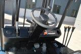 carretilla elevadora eléctrica de cuatro ruedas 3.5t con la batería china