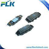 4-8 encierro óptico horizontal del empalme de fibra de los accesos