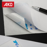 """El envío etiqueta la escritura de la etiqueta de 3.94 (100mm*180m m) suavemente modificada para requisitos particulares de la impresión """" *7.09 """" de envío logística de las escrituras de la etiqueta"""