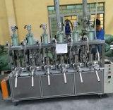 Semi máquina de rellenar del silicón de Automatik usada para los cartuchos del plástico o del papel