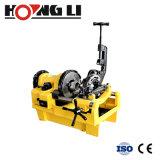 El tubo de metal de rosca del tubo y tubo de máquinas / 4'' del enhebrador de fábrica de Hangzhou (SQ100F)