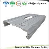 Perfil de aluminio Nuevo diseño personalizado para el disipador de calor Car Audio