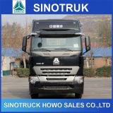 HOWO A7 4X2 6X4 420HPのジブチのための頑丈なトラクターのトラック
