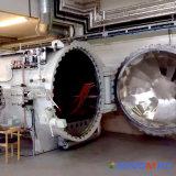 3000X8000 Chauffage électrique approuvé ASME Composites Autoclave pour guérir les pièces de l'aérospatiale