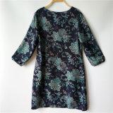 Gesponnenes Kleid der Frauen Aop
