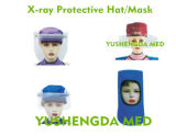 Il cavo Testa-Copre la mascherina protettiva dei raggi X del collare della tiroide