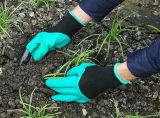 OEM Jardin du travail de Latex Gants de travail avec griffe de creusement