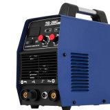 Saldatrice dell'invertitore di TIG 200 TIG/accensione di HF saldatore di MMA 200A