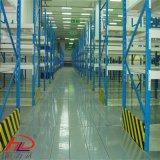 Equipo de almacén para rack de Mezzanine de plataformas de acero personalizados
