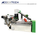 Agglomération de la machine de recyclage du plastique