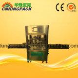 150 ml-Plastikflaschen-füllende mit einer Kappe bedeckende Maschine, Phiole-Füllmaschine