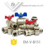 Válvula de bola en asa de Aluminio /Butterfly Mango (EM-V-B151)