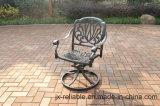 標準的な庭の屋外の旋回装置のグライダーの椅子の家具