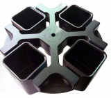 Centrífuga refrigerada de alta velocidade com 21, 000Velocidade rmp