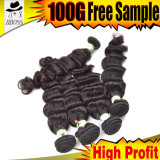Indian Weaving Hair Extension No Splits