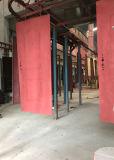 Porte extérieure de projet de garantie d'entrée de fer en acier de Fils-Mère