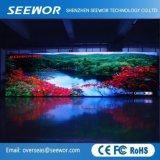 Il livello lo schermo di visualizzazione dell'interno del LED di colore completo di velocità di rinfrescamento P6.25 con il prezzo competitivo
