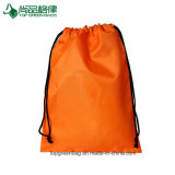 O Drawstring impermeável recicl do bloco do Drawstring calç o saco