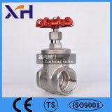 """Alta qualidade de aço inoxidável 304 válvula gaveta DN50 2"""""""
