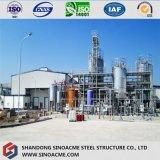 Struttura d'acciaio pesante per la pianta industriale