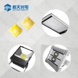 Luminosité élevée de bonne qualité 4000K-4500K 1-3W 3535 Flip chip puce LED SMD