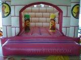 Castillo de salto inflable, juguetes inflables, castillo animoso inflable para la muchacha (B1056)