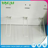 Tiendas de especialidades de seguridad de papel reciclado de soporte de pie Lámparas de rack para mostrar
