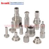 Hydraulisches oder pneumatisches vertikales Montage-Teil mit Anschlüssen