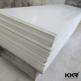 Strati di superficie solidi acrilici bianchi puri Bendable di prezzi all'ingrosso