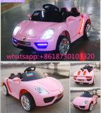 juguete del coche eléctrico 12volt para el paseo de los cabritos R/C en el coche del juguete