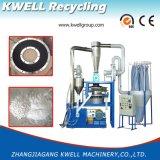 Fräsmaschine der reibenden Platten-120-850kg/H, PE/LDPE/LLDPE/PP/ABS/EVA/PA/PVC/Pet Schleifer