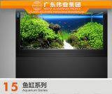 Het Profiel van het Aluminium van de Reeks van het aquarium van Fabriek van 5 Aluminium van China de Hoogste