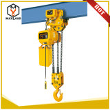 grua 7.5t Chain elétrica manual