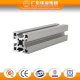 Matériau aluminium industriel de la série 6000 cylindre en alliage en aluminium