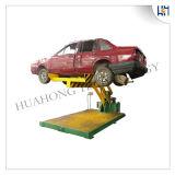 Élévateur d'interpréteur de commandes interactif de véhicule/matériel de levage automatiques pour le démontage