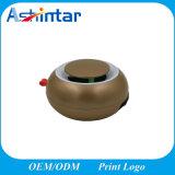 Mini haut-parleur meilleur de qualité de son en métal imperméable à l'eau de Bluetooth