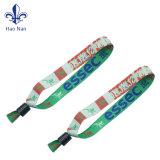 Оптовая торговля Custom Professional тканого браслеты бесплатные образцы
