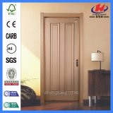 Piel de madera laminada moderna de la puerta de la melamina del dormitorio (JHK-012)