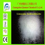 Pó branco poderoso 73-78-9 do HCl do hidrocloro do Lidocaine de Reliver da dor/Lidocaine
