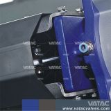 Classe ANSI150# Espigão de Aço Inoxidável Fabricante da Válvula de Gaveta da faca