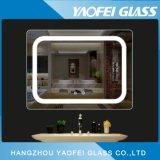 Specchio astuto della stanza da bagno illuminato hotel domestico moderno LED