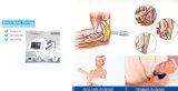 A onda de choque extracorpórea fisioterapia terapia para reduzir a dor
