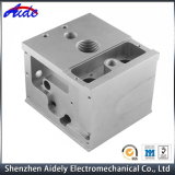 Peças de metal fazendo à máquina de trituração do CNC da liga de alumínio da automatização
