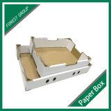 二重壁の堅い波形のフルーツの包装ボックス